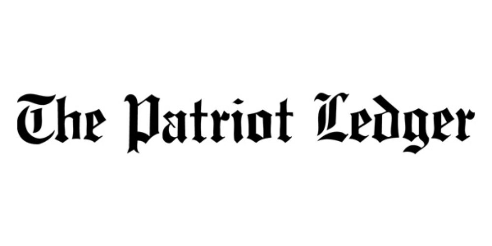 The Patriot Ledger logo